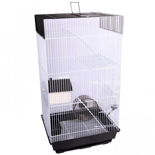 PET ONE MOUSE CAGE 3 LEVEL 34.5X28X64CM - City Country Pets and Supplies