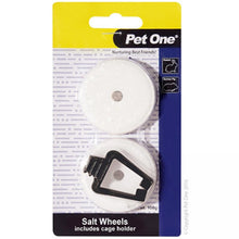 Load image into Gallery viewer, PET ONE SALT LICK WITH CLIP 2PK 100G - City Country Pets and Supplies