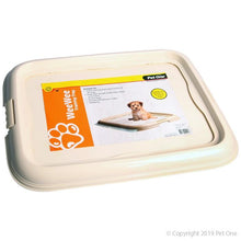 Load image into Gallery viewer, PET ONE WEE WEE TRAINING PAD TRAY 66.5 X 53.5CM 54701 - City Country Pets and Supplies