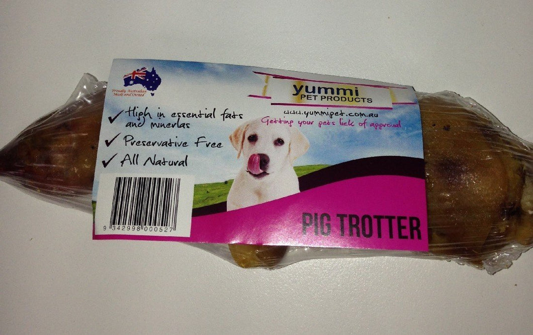 PIG TROTTERS YUMMI PET - City Country Pets and Supplies
