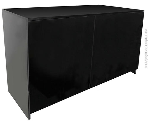 REPTILE ONE ROC-1245 CABINET (SUITS RTF-1245) 120LX45WX76HCM (BLACK) - City Country Pets and Supplies