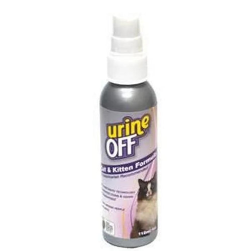 URINE OFF CAT & KITTEN 118ML - City Country Pets and Supplies