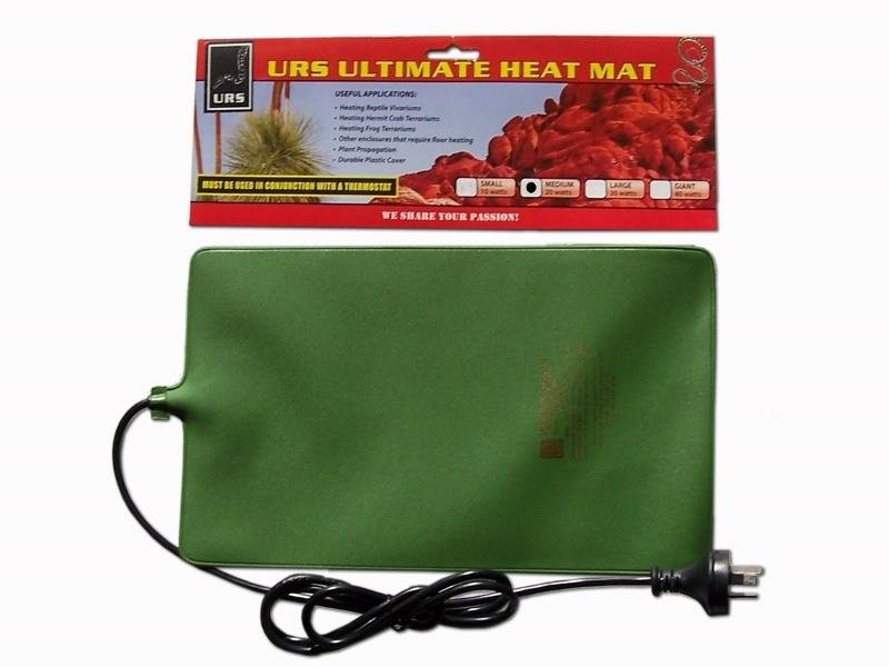 URS ULTIMATE HEAT MAT MEDIUM 20W 20X35CM - City Country Pets and Supplies