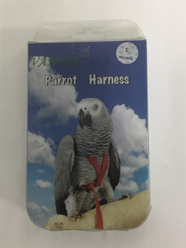 VANPET PARROT BIRD HARNESS LARGE 600-1000G - City Country Pets and Supplies