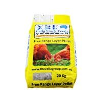 Load image into Gallery viewer, VELLA FREE RANGE LAYER PELLETS 20KG - City Country Pets and Supplies