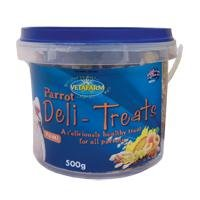 VETAFARM PARROT DELI TREAT 500G - City Country Pets and Supplies