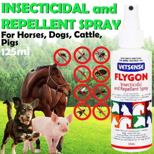 VETSENSE FLYGON 125ML - City Country Pets and Supplies