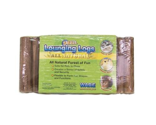WARE LOUNGING LOGS SMALL 21x11CM - City Country Pets and Supplies