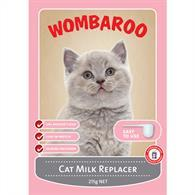 WOMBAROO CAT MILK REPLACER 215G - City Country Pets and Supplies