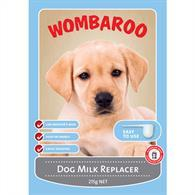 WOMBAROO DOG MILK REPLACER 215G - City Country Pets and Supplies