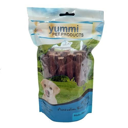 YUMMI PET ROO STICKS TREATS 20PCS - City Country Pets and Supplies
