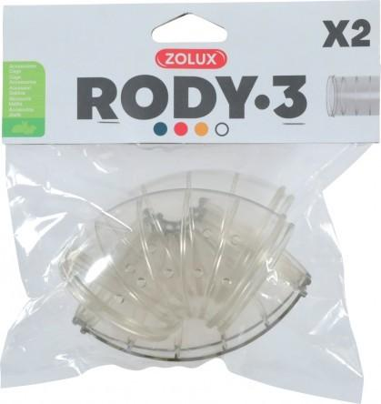 ZOLUX RODY 3 CURVED TUBE - City Country Pets and Supplies