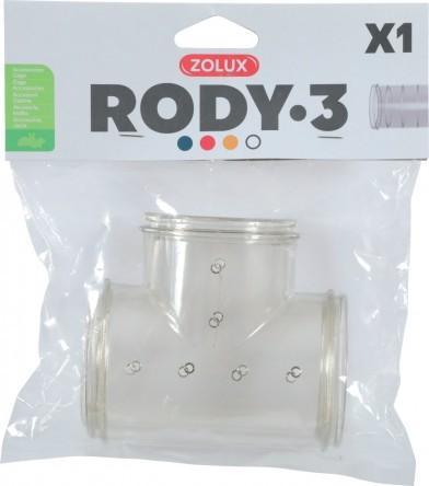 ZOLUX RODY 3 T TUBE - City Country Pets and Supplies
