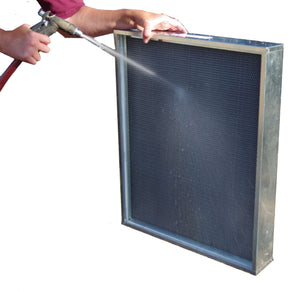 MEDIA-TYPE - Replacement Washable, Permanent, Electrostatic A/C Furnace Filter