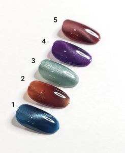 Short Round Essential Nails