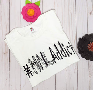 Nail Addict T-shirt (Limited)