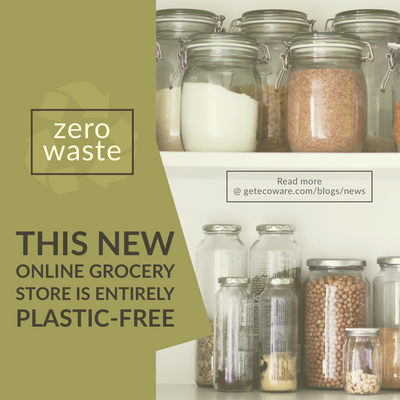 This new online grocery store is entirely plastic-free