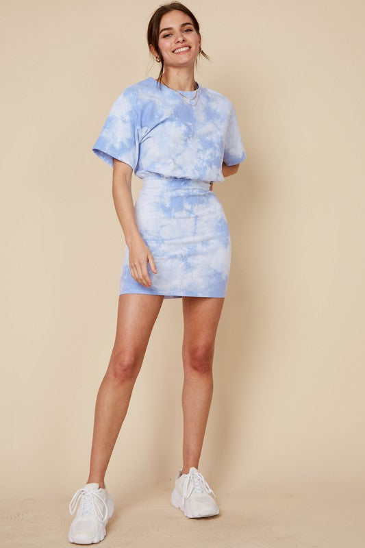 Cloud Nine Mini Dress
