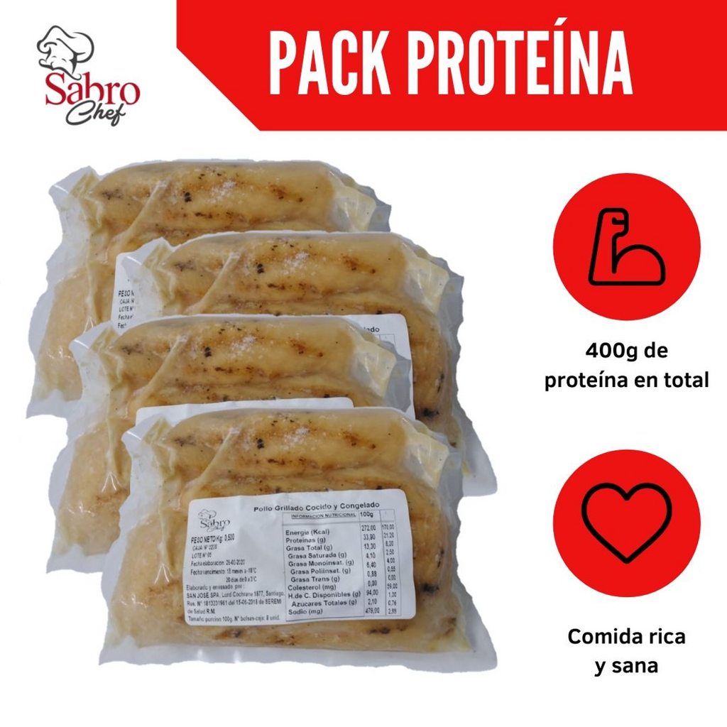 Pack Proteína