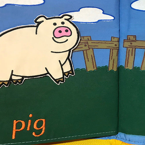 My Barnyard Pets Book