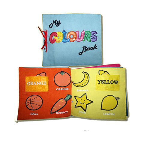 My Colours Book