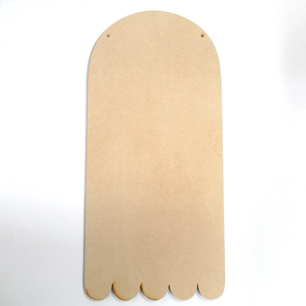 Scalloped Dome Board