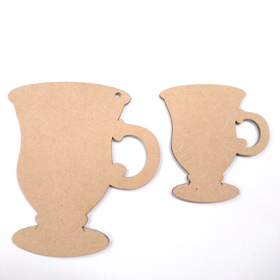 Mugs, Mugs, Mugs Ornament