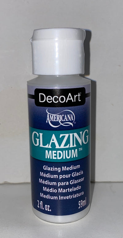 Glazing Medium 2oz
