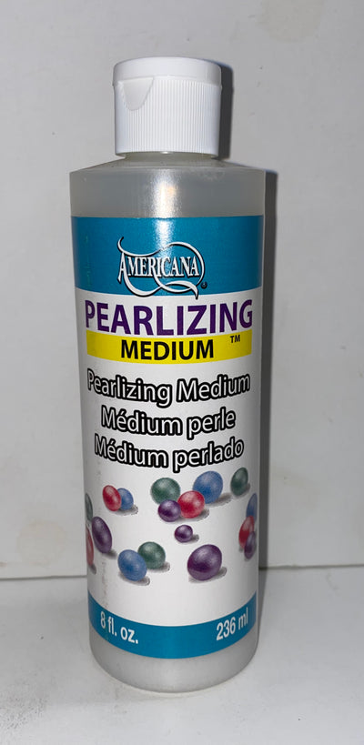 Pearlizing Medium 8oz NEW!