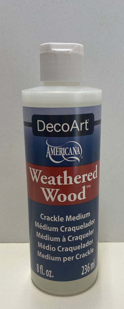 Weathered Wood Medium