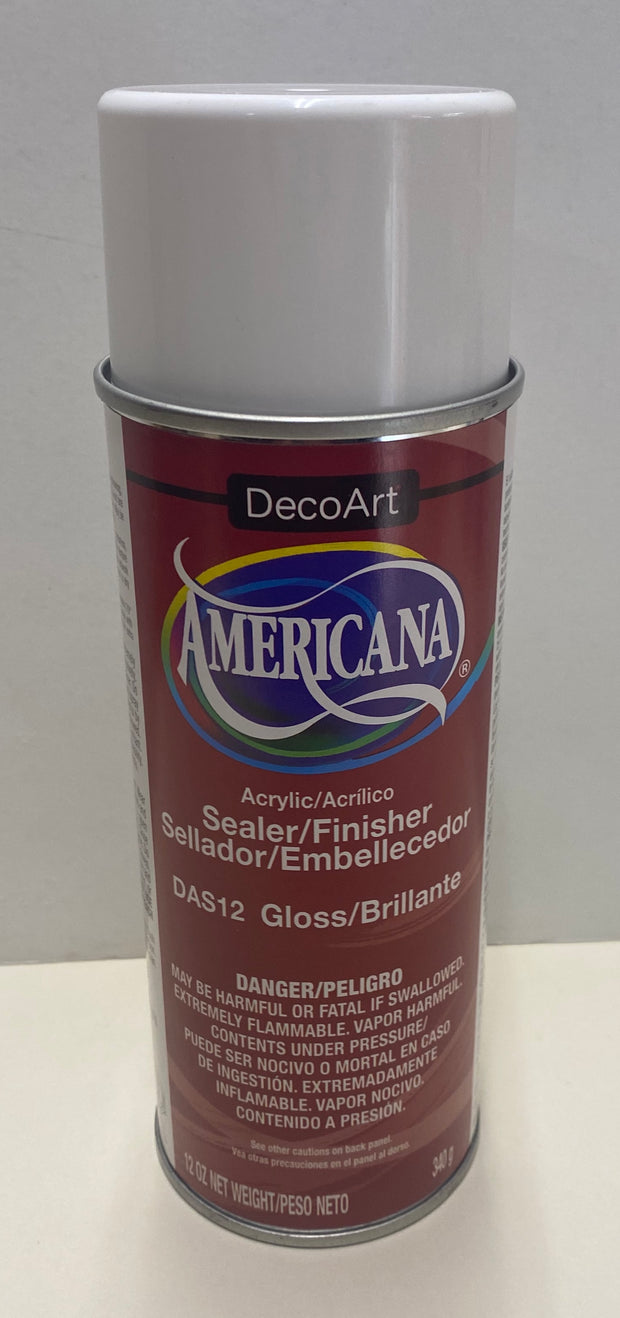 Gloss Sealer/ Finish