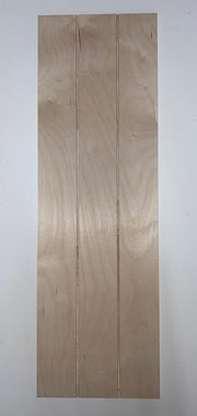 Long grooved board