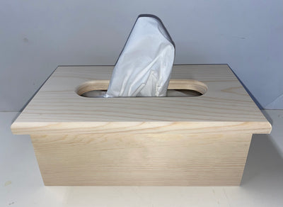 Large Tissue Box Holder