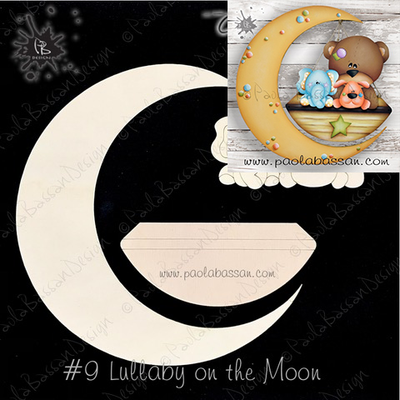 Lullaby On the Moon