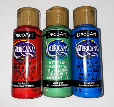 Americana Paint Section 8