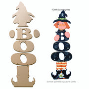 Witch's Boo Letters
