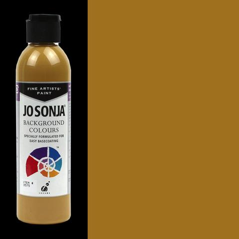 Jo Sonja Background Colours-Antique Brass