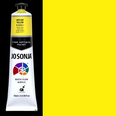 Jo Sonja's Artists' Colors -ARYLIDE YELLOW JJ842