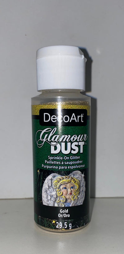 Glamour Dust Gold