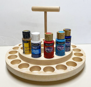 Paint Holder Lazy Susan