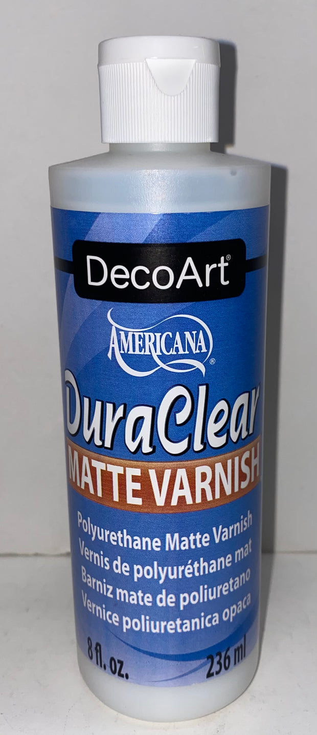Americana Matte Varnish
