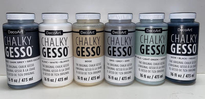 Chalky Gesso