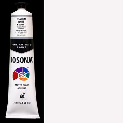 Jo Sonja's Artists' Colors -TITANIUM WHITE  JJ048
