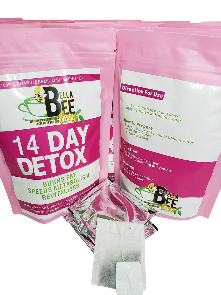 14 Day Detox (Herbal Tea)