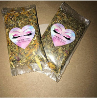100 uses/sessions Vagi Steam Medicinal Herbs - Bella Bee Tea