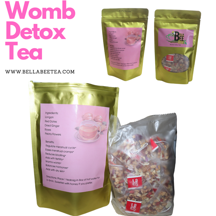Womb Detox Tea (10 day detox)