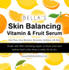 Bella's Skin Balancing Vitamin & Fruit Serum - Bella Bee Tea