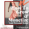 How to Grow & Monetize your Personal Brand - Bella Bee Tea