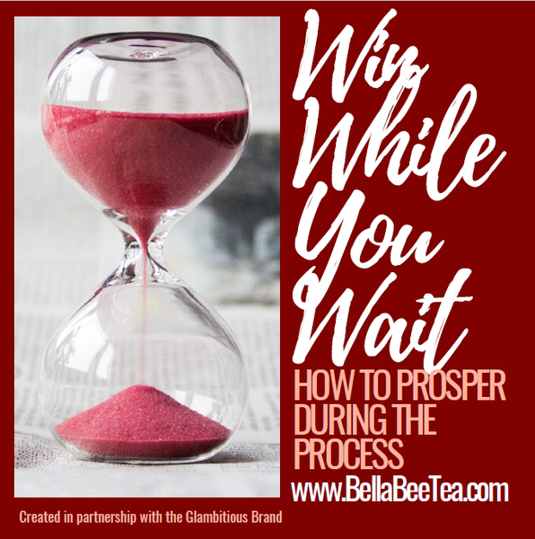 Win While You Wait: How To Prosper Through the Process E-Guide - Bella Bee Tea