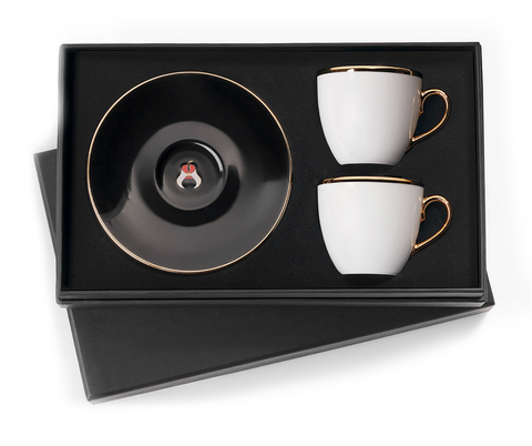 Selamlique Turkish Coffee Cup Kit | (Set of 2)
